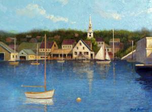 sailboatAndTown